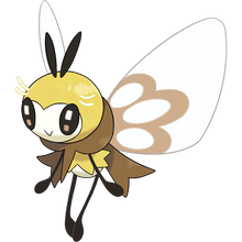 Load image into Gallery viewer, Pokémon Dictionary Definition 0743 Ribombee