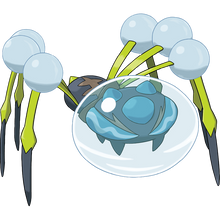 Load image into Gallery viewer, Pokémon Dictionary Definition 0752 Araquanid