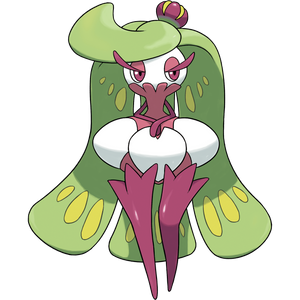 Pokémon 0763 Tsareena
