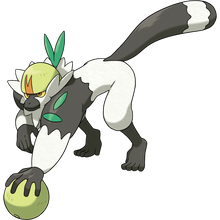 Load image into Gallery viewer, Pokémon 0766 Passimian