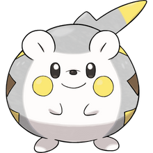Load image into Gallery viewer, Pokémon 0777 Togedemaru