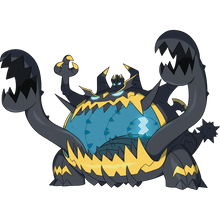 Load image into Gallery viewer, Pokémon 0799 Guzzlord