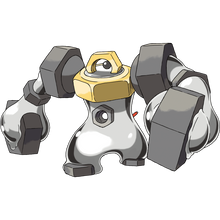 Load image into Gallery viewer, Pokémon Dictionary Definition 0809 Melmetal