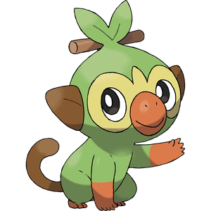 Pokémon Dictionary Definition 0810 Grookey