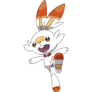 Pokémon Dictionary Definition 0813 Scorbunny