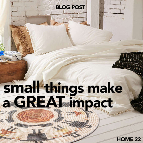 Small Things Make a Great Impact