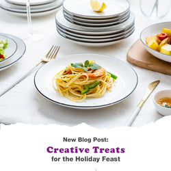Creative Treats for the Holiday Feast