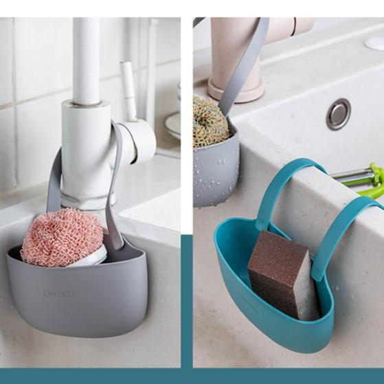 Hanging Soap Drainer
