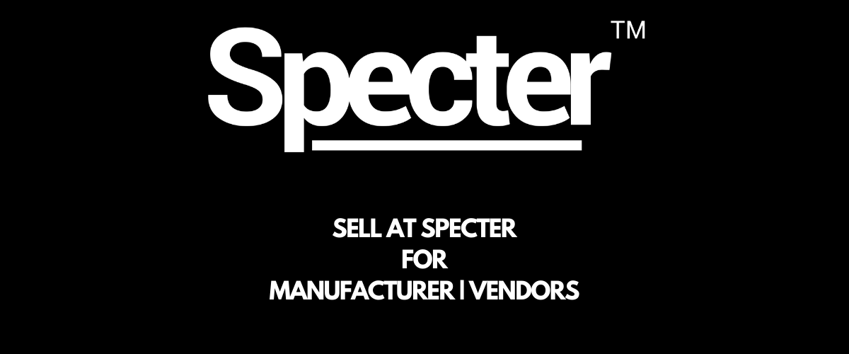 Sell at Specter