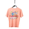 Best Company Surfboard Star T Shirt circa 1980's