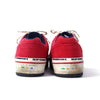 Missoni Sport Red Canvas Trainers circa 1980's