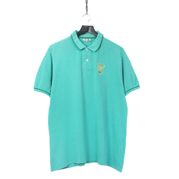 14078694fd90b CHEMISE LACOSTE CREST POLO SHIRT CIRCA 1990 S   TOO HOT