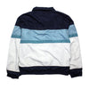 Lacoste Sport Striped Track Jacket circa 1990's