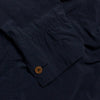 Deadstock Boneville Navy Blue Lightweight Trench Coat Circa early 1980's