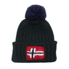 Napapijri Flag Bobble Hat circa 1990's