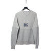 Best Company AW18 Grey Melange Crew Neck Sweatshirt