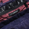 CP Company X One Block Down Pink Denim Bag