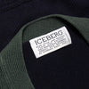Iceberg Embroidered 'Bare Necessities' Knit Cardigan circa 1980's
