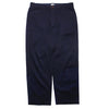 CP Company Ideas From Massimo Osti Garment Dyed Navy Blue Chinos circa late 1980's