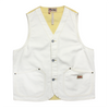 Nigel Cabourn Lybro Natural Climbers Vest