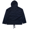 Nigel Cabourn Lybro Black Navy Zip Army Smock