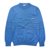 Ellesse Blue Knit Jumper circa 1980's