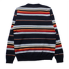 Paul & Shark Striped Crew Neck Knit Jumper circa 1990's