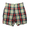 CP Company Ideas From Massimo Osti Plaid Shorts circa late 1980's