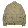 CP Company AW 1995 Tan Lino Flax Flying Jacket