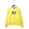 Best Company AW18 Giallo Crew Neck Sweatshirt