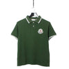 Moncler Green Polo Shirt circa 2000's