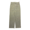 Prada Sport Tan Technical Trousers circa 2000's