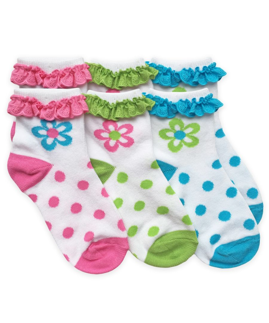 Jeffeeries Socks: Daisy socks