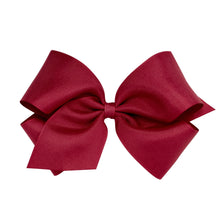Load image into Gallery viewer, MINI KING Grosgrain Basic Bow w Knot