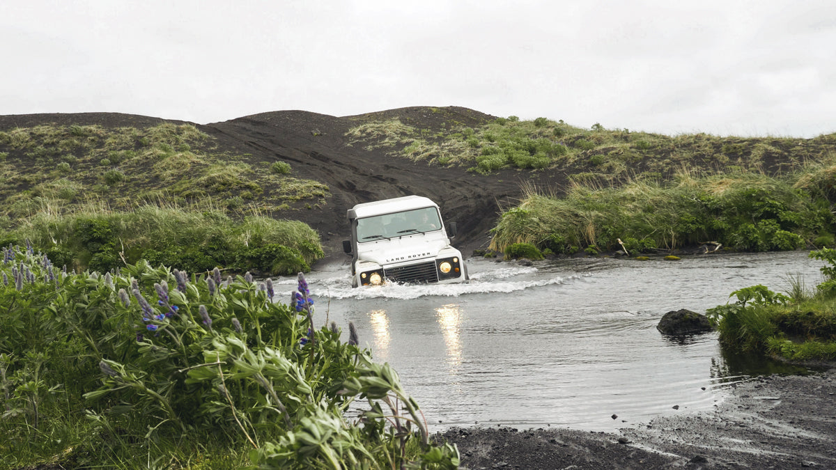 4x4 in Iceland