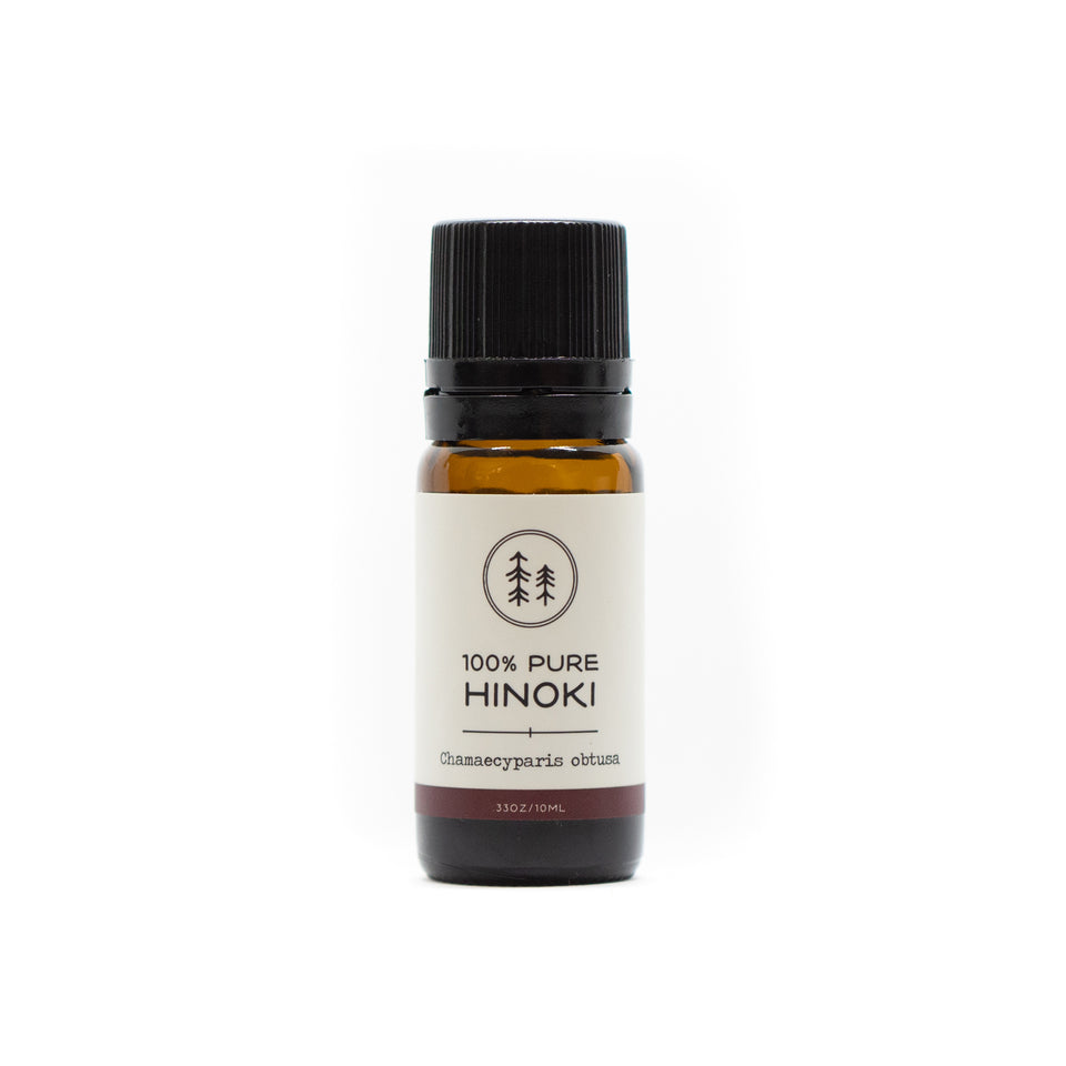 Hinoki Essential Oil | 10ml