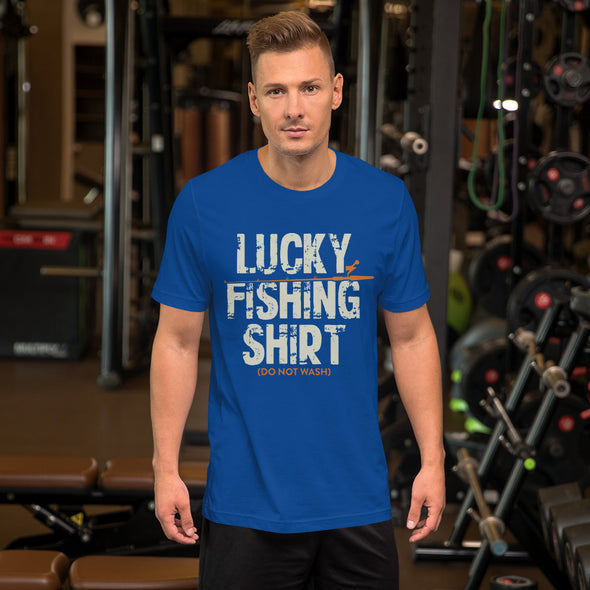Lucky Fishing Shirt - T-Shirt