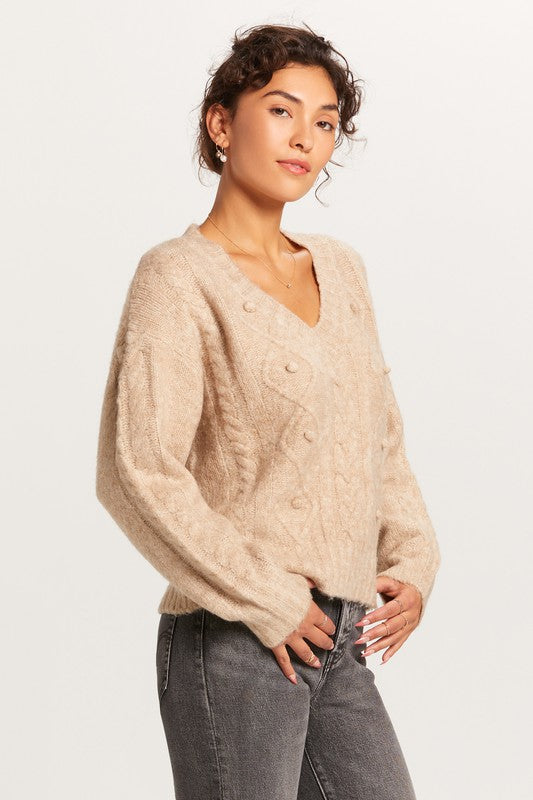 The Miramar Sweater