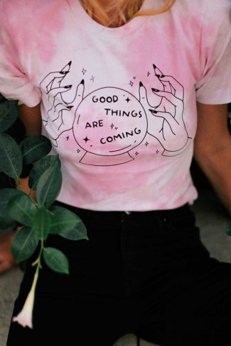 Good Things Are Coming Tee