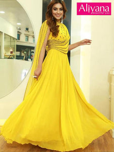 Floor Length Suit For Women