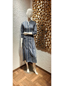 Woolen Stripped Kurti For Women