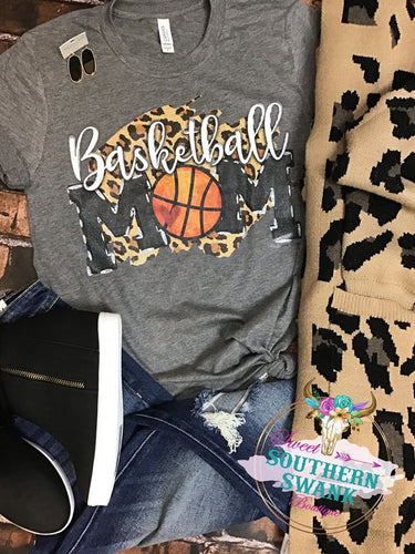 Basketball Mom - Southern Swank Wholesale