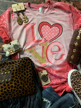 Load image into Gallery viewer, L-O-V-E TEE - Southern Swank Wholesale