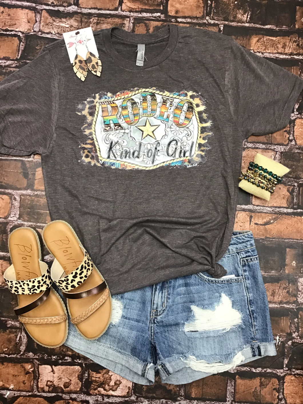 Rodeo Kind of Girl - Southern Swank Wholesale