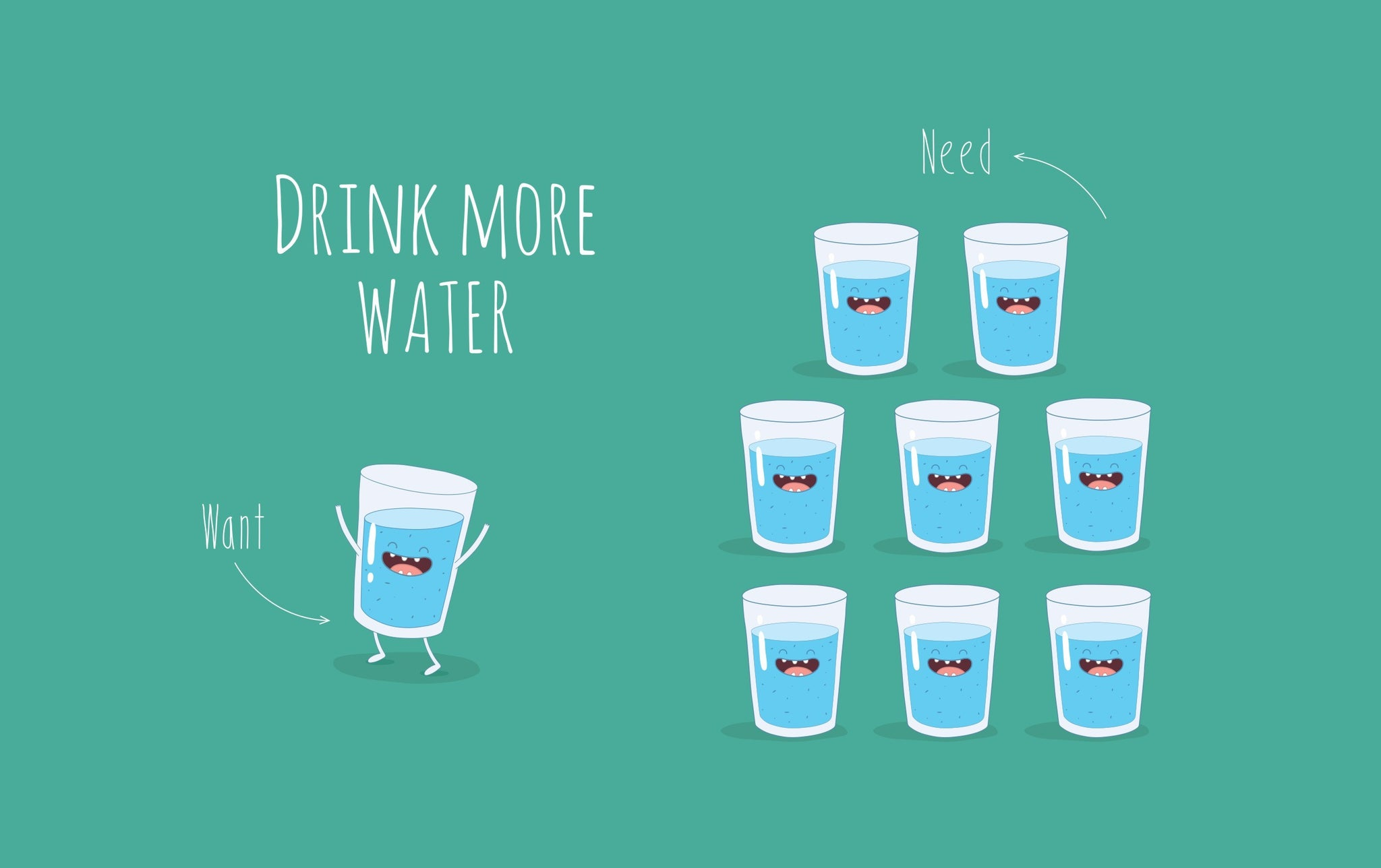 10 Tips to drink more water and why?  | Self Care tips