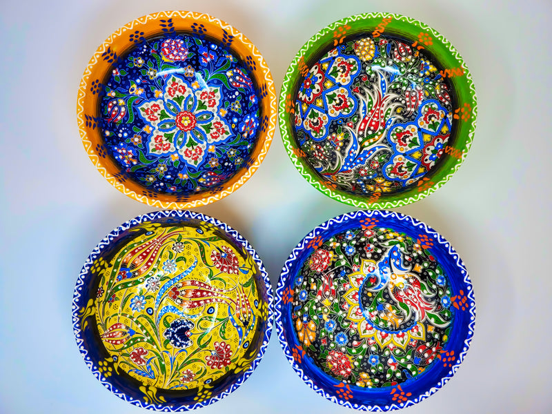 "7"" Ceramic Bowls(Set of 3)"