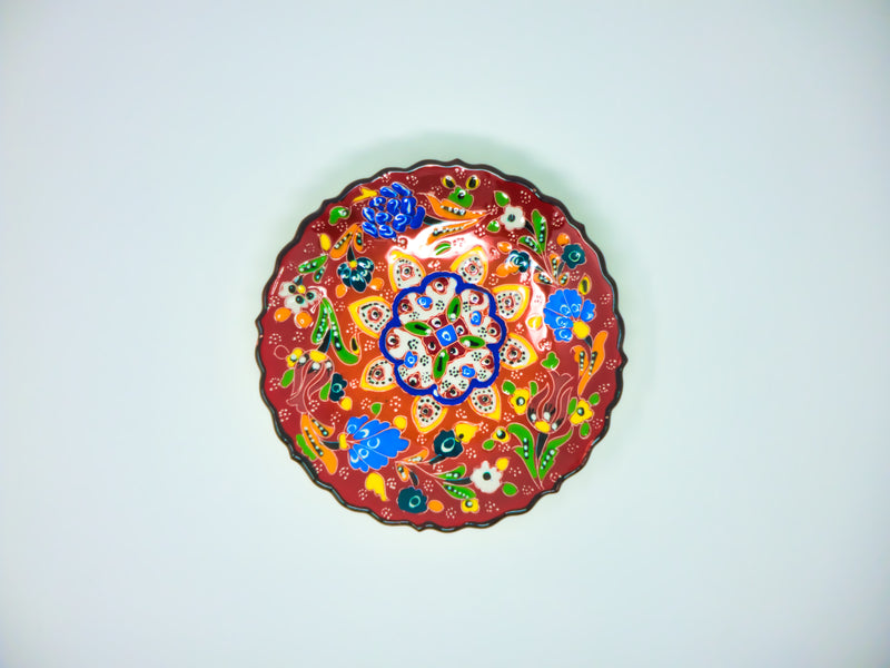 "7"" Ceramic Plates(Set of 4)"