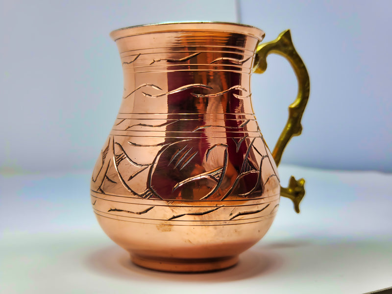 Design Copper Mugs