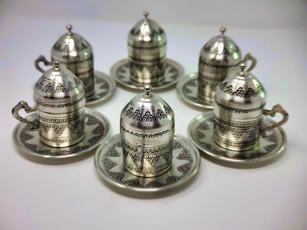 Turkish Tea Cup Set