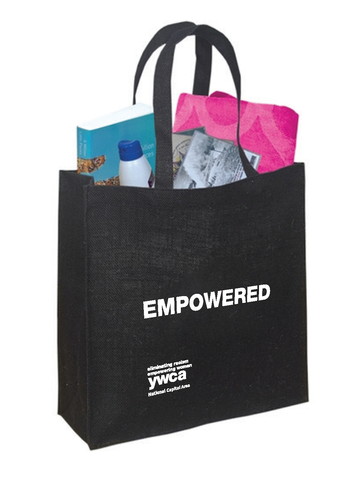 YWCA NCA Empowered Tote Bag